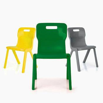 """Titan+"" anti-bacterial classroom chair"