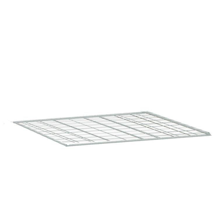 Extra mesh shelf