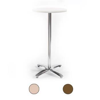 """Roma"" round bar table"