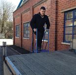 Dock mobile steps