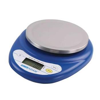 Compact precision scales