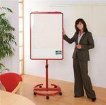 Ultimate mobile flip chart easel