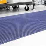 """Diamond grid"" wet area matting"