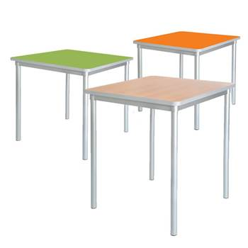 Enviro dining table: square