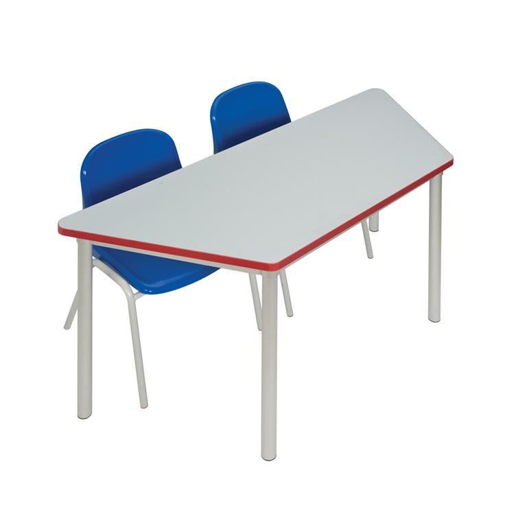 Enviro trapezoidal classroom tables