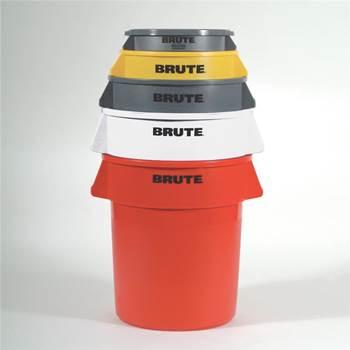 BRUTE® round container