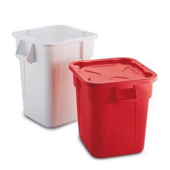 BRUTE® square container