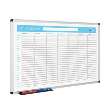 Timeminder® planning boards: 24h/7 days