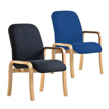 """""""Yealm"""" reception chair: left arm"""