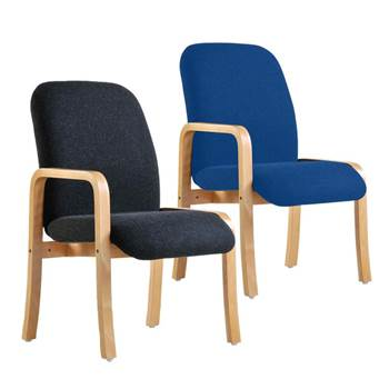 """Yealm"" reception chair: right arm"