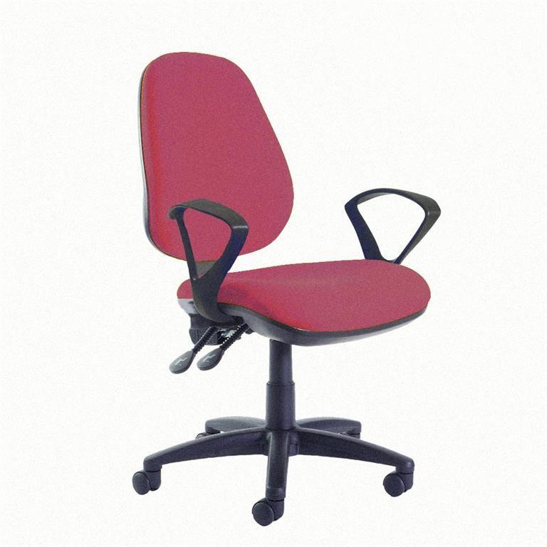 """Lento"" operator's chair"