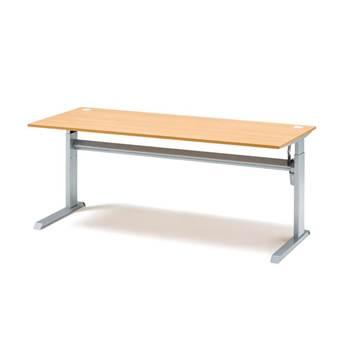 Korkeussäädettävä kirjoituspöytä