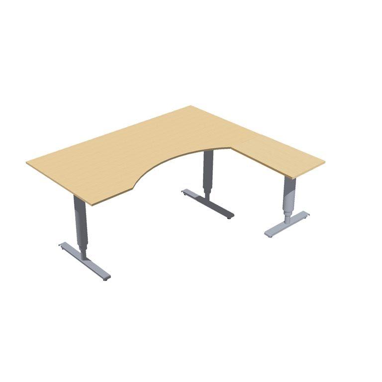 Adeptus Adjustable desk, ergonomic