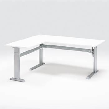 Standing desk, Flexus, L shape