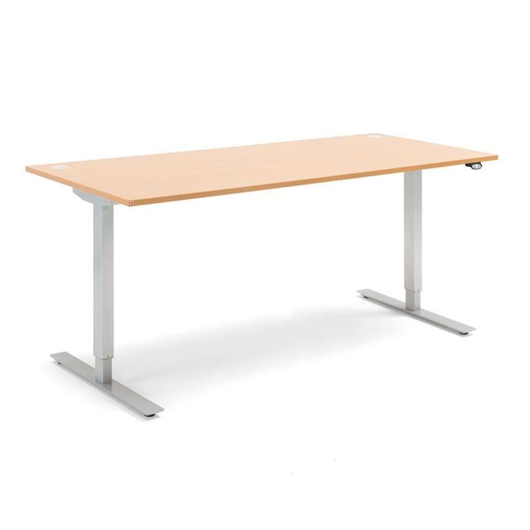 Skrivbord - höj och sänkbara, Flexus, längd 1800 mm