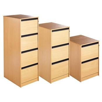 """""""Maestro"""" foolscap filing cabinets"""
