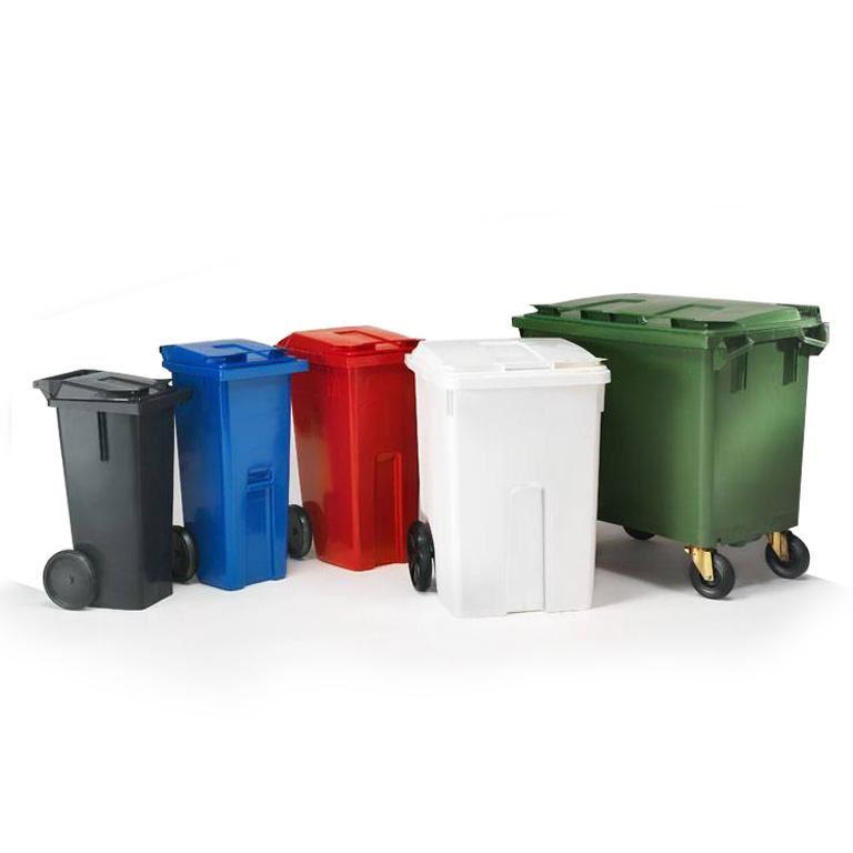 """Classic"" wheelie bins"