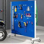 Mobile tool panel
