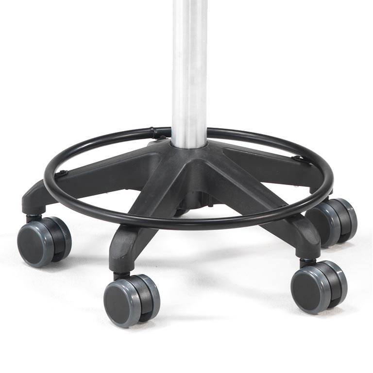 taburett med hjul ~ arbeidsstoler  aj produkter