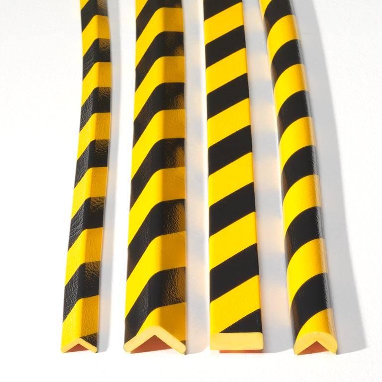 Profile ochronne wykonane z pianki poliuretanowej