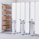 Compact archive system