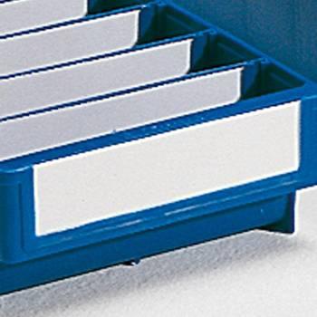 Storage box labels