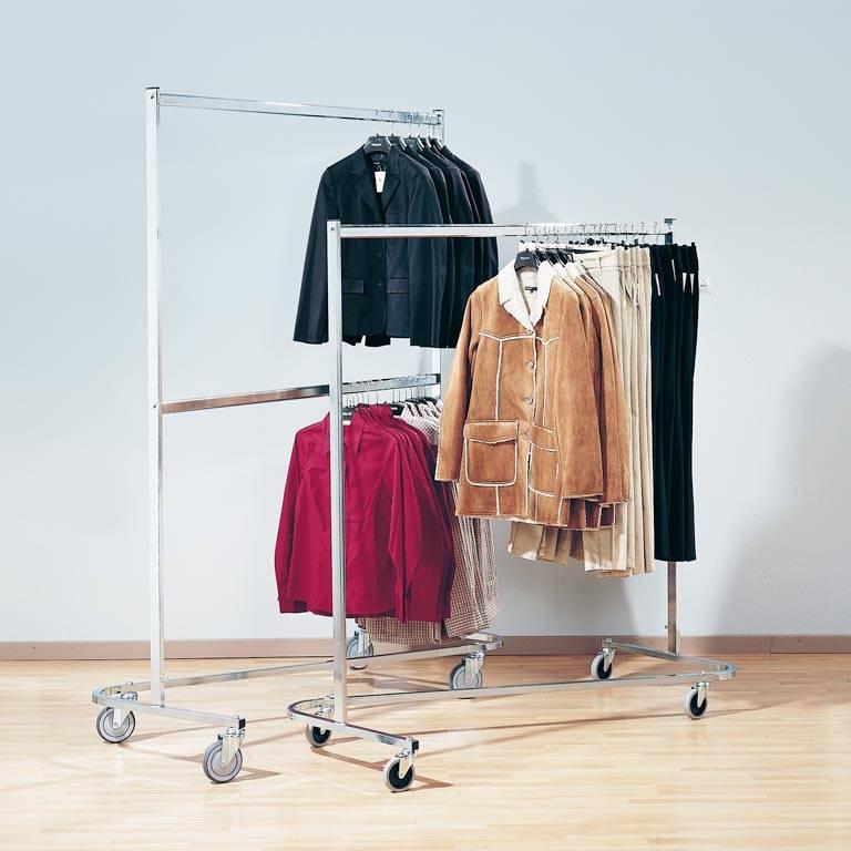 kleiderstange auf r dern aj produkte sterreich. Black Bedroom Furniture Sets. Home Design Ideas