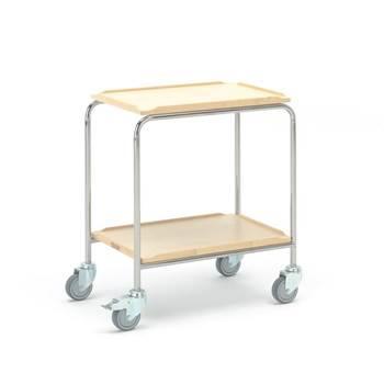 Shelf trolley: 2 shelves