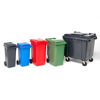 Avfallsbeholder på Hjul (DIN-EN 840)