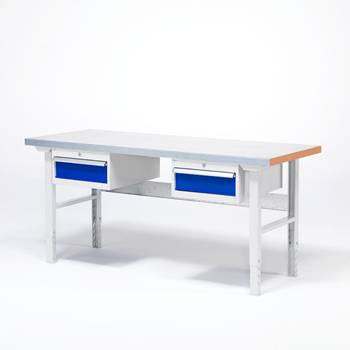 Workbench - Package deal with 2 individual drawers