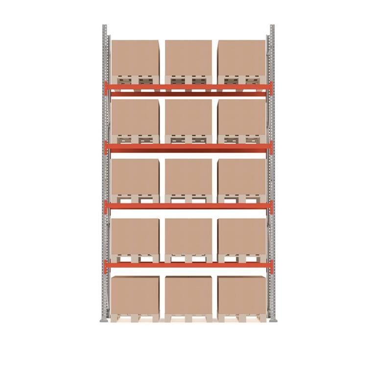 Pallställ Ultimate, grundsektion, längd 2750 mm AJ produkter