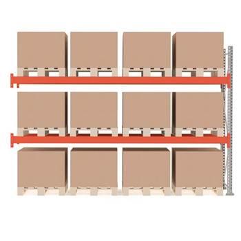 Pallställ Ultimate, påbyggnadssektion, längd 3600 mm