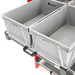 Compact storage modules: 200kg