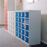 Personal belongings lockers