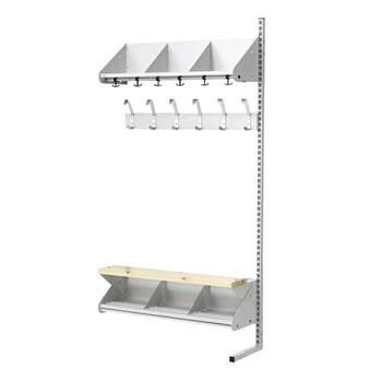 Single add-on floor unit