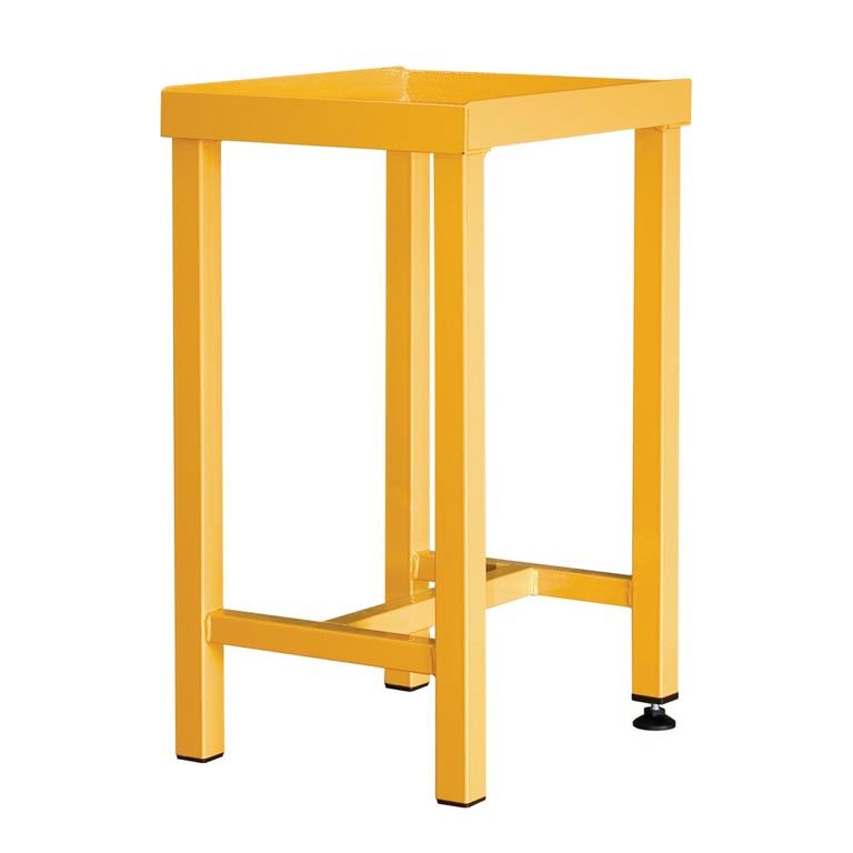 Hazardous substance storage cabinets floor stand