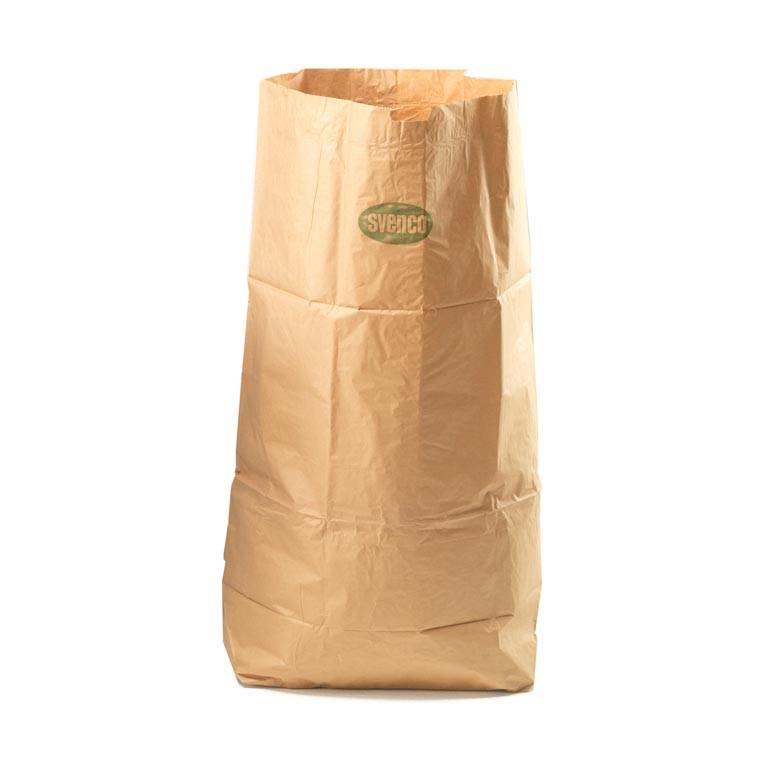 Reinforced paper sacks