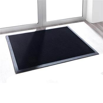 """Rubber tip"" entrance mat"