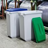 Refuse & recycling container: 60L