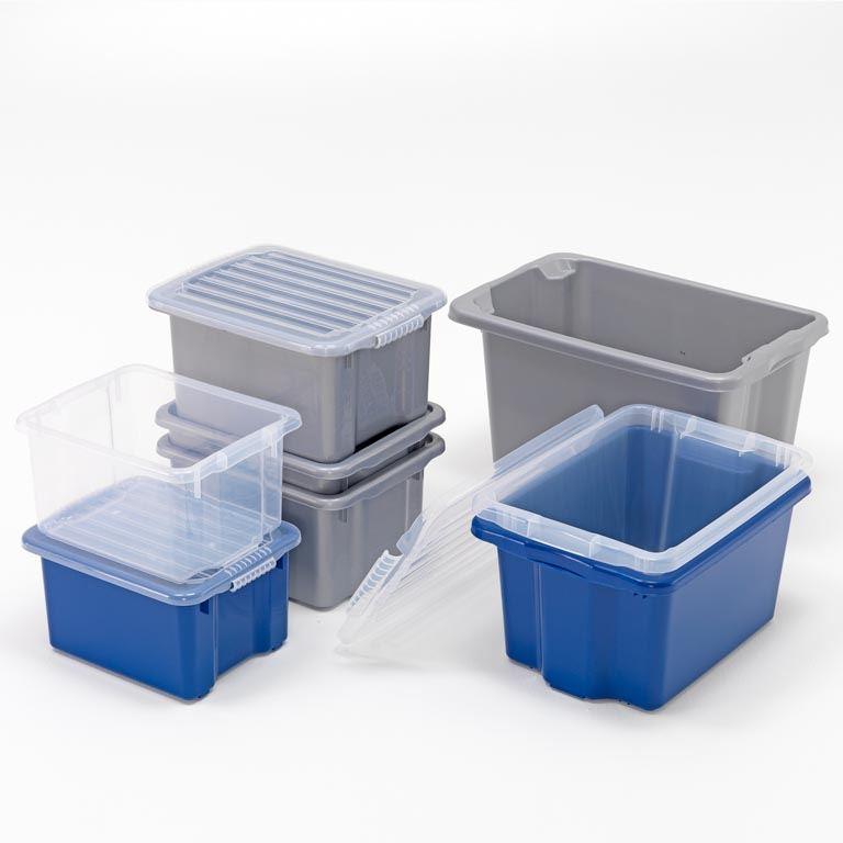 Plastové nádoby