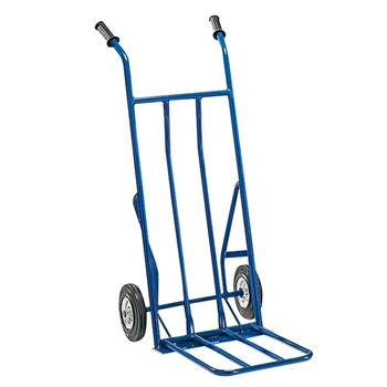 Budget warehouse cart: 250kg