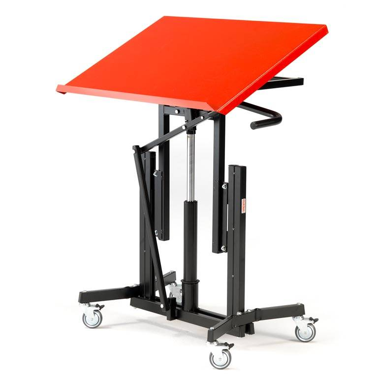 Assembly Tables Workstations : Assembly table aj products