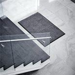 Super absorbent entrance mat