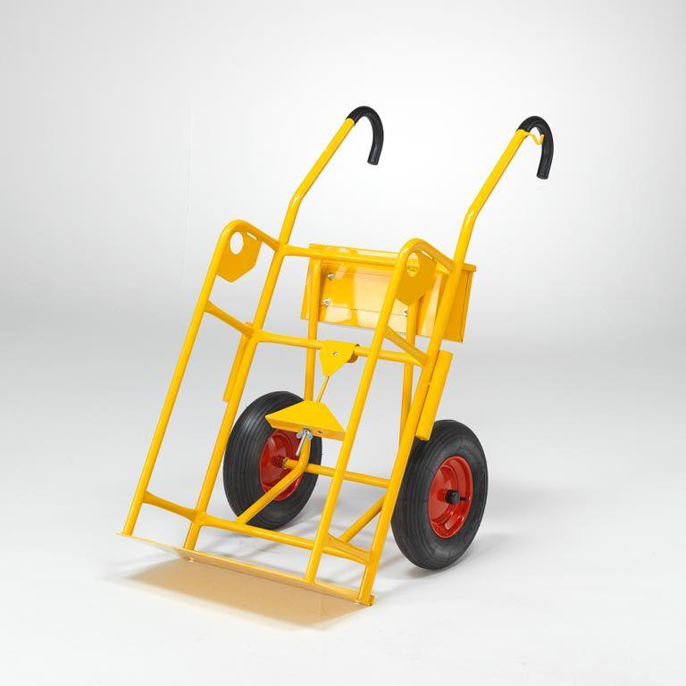 Wózek na butle z gazem