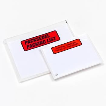 Samoprzylepne etykiety opisowe