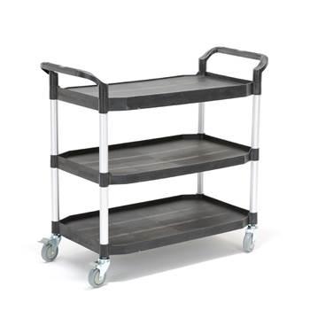 Shelf trolley
