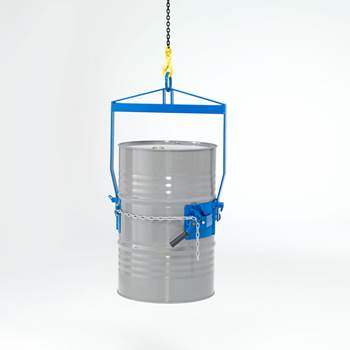 Drum lift dispensers