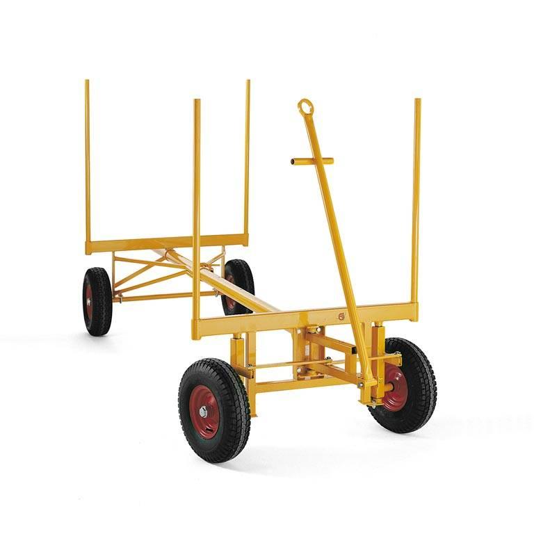 Långgodsvagn