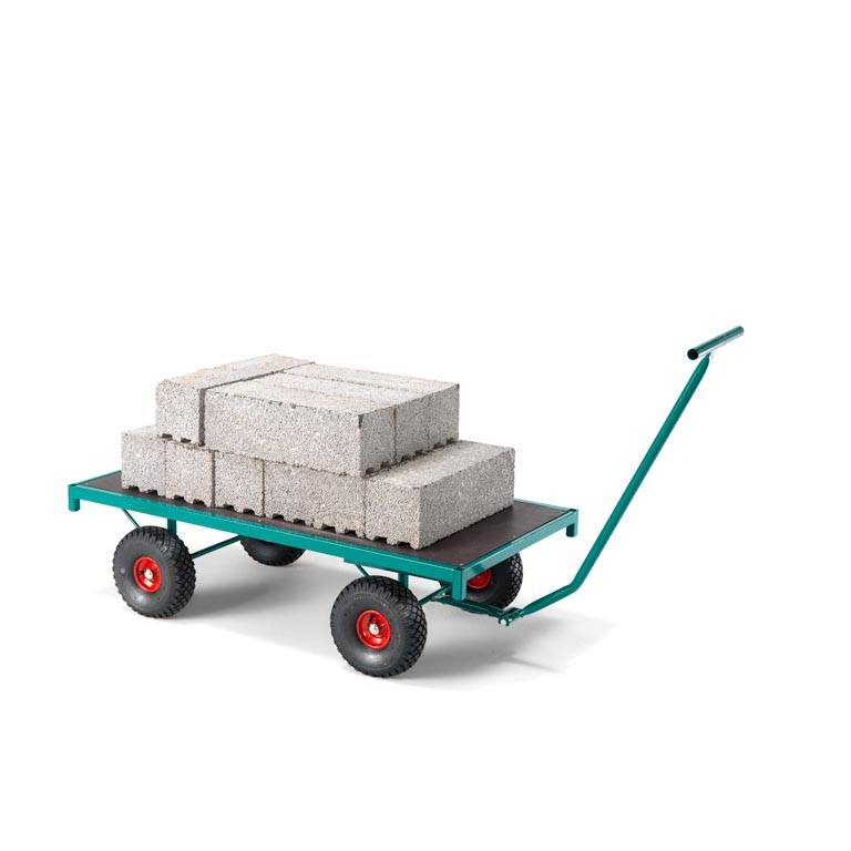 Turntable trolley: 650kg