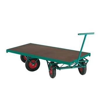Vozík s otočným stolom